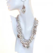L.A. Silver by MS V DESIGNS™ ( SZ-829 )