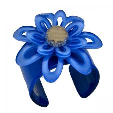 Blue Flower Cuff ( SZ-1967 )