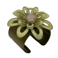 Olive Flower Cuff ( SZ-1964 )