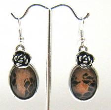 Stained Glass Earrings ( SZ-2052 )